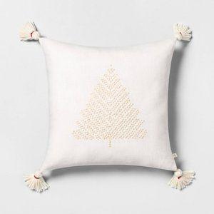 Hearth & Hand Magnolia Christmas Tree Pillow